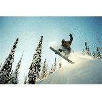 Россия: гора Зеленая готовится к лыжному сезону