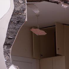 Жилой дом в Сургуте разрушен взрывом