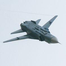 Полет российских бомбардировщиков возмутил Латвию