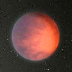 На гигантской планете найдено странное пятно