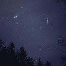 Ледяная комета вечером приблизится к Земле