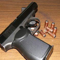 На юге Москвы милиционер застрелился из