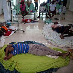 Холера добралась до столицы Гаити