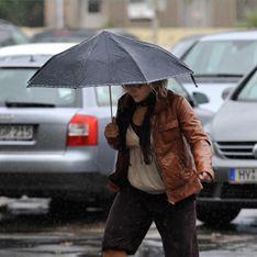 Москвичи погрузятся в дождливый понедельник