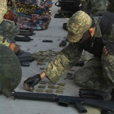Боевики напали на лечебницу для наркоманов
