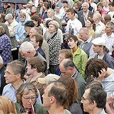 На Триумфальную пустили 800 оппозиционеров