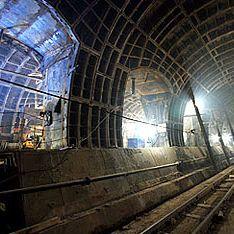 Московское метро дополнит пирамида