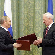 Путин и Азаров не смогли договориться