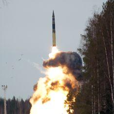 В Камчатку попали сразу две ракеты