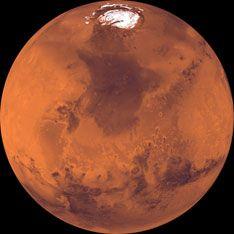 К Марсу полетит столетний корабль