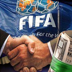 Россия открестилась от подкупа чиновника ФИФА