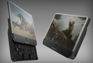 Новые слухи о Sony PSP 2 – тачпад на задней панели и экран с HD разрешением