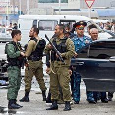 При ликвидации боевика пострадали милиционеры