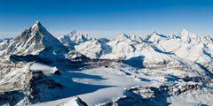 Более 13 тысяч российских горнолыжников выбрали в прошлом сезоне Швейцарию