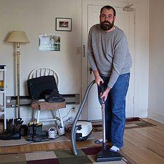 Мужчины мечтают стать домохозяйками