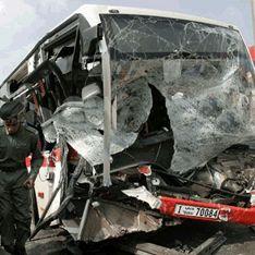 Автобус с пассажирами сорвался в пропасть
