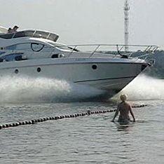 Реклама яхты стоила жизни купальщице