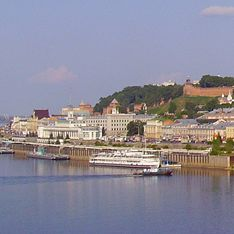 Жителей Нижнего Новгорода напугали толчки