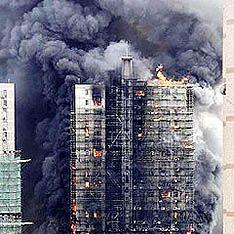 Пожар в высотке унес десятки жизней