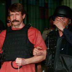 Виктора Бута экстрадировали в США