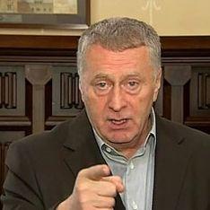 Собянин отказался судиться с Жириновским