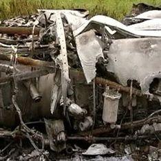 В рухнувшем Ан-24 нашли сомнительные детали