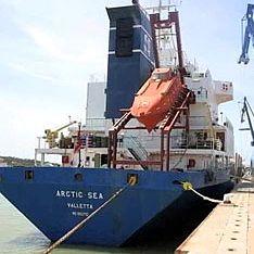 Дело о пиратах с Arctic Sea передано в прокуратуру