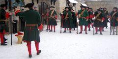 В ближайшие выходные в Нарве оживет история