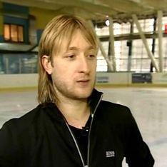 Евгений Плющенко возвращается на лед