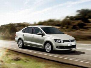 Российский VW Polo седан будет продаваться на Украине