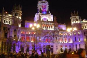 Рождественские метаморфозы Мадрида