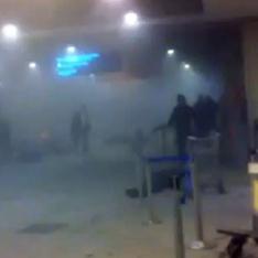 Теракт в Домодедово, видео момент взрыва, свидетельства очевидцев
