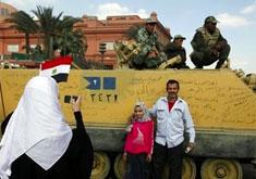 Египет возвращается к жизни