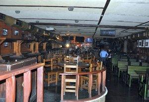При пожаре в пивном пабе в Казани погибли посетители
