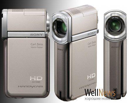 Новость на WellNews: Самая маленькая камера от Sony