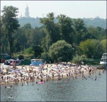 Минздрав Украины сообщил о состоянии пляжей