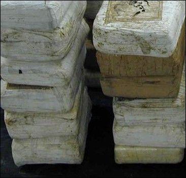 Море выбросило полтонны кокаина