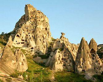 Достопримечательности Турции: Каппадокия