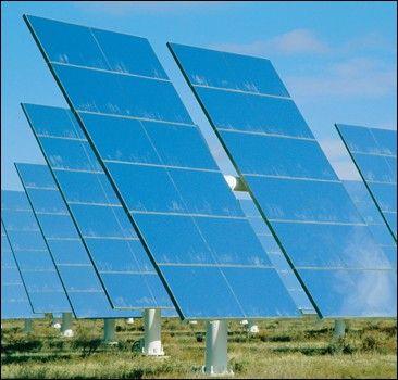 В Украине построят солнечную электростанцию
