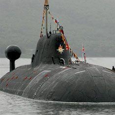 """Британские военные испугались российской """"Акулы"""""""