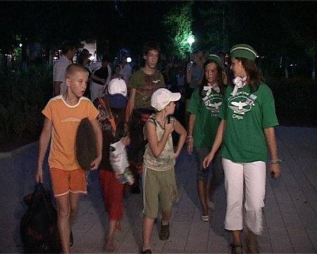 Дети погорельцев отдохнут в Анапе