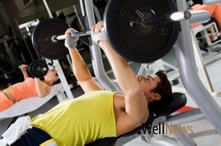 Интенсивные занятия спортом уменьшают уровень тестостерона