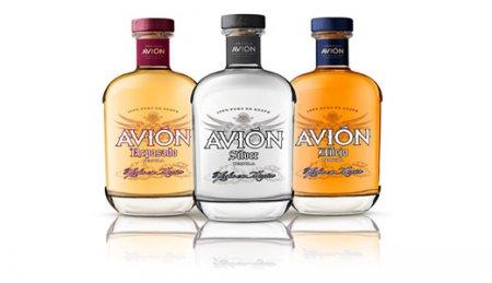 Tequila Avion - алкоголь для VIP-персон