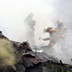 На юге России сгорел детский сад