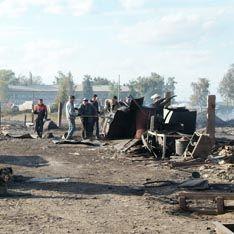 За сгоревшую деревню ответят чиновники