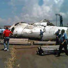 В Венесуэле разбился пассажирский самолет