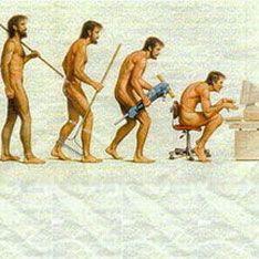 Эволюция плюнула в мужчин