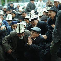 В Киргизии вспыхнули беспорядки