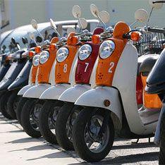 Госдума запретит бесправные скутеры