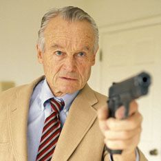 "Швейцарского ""старика-разбойника"" поймала собака"